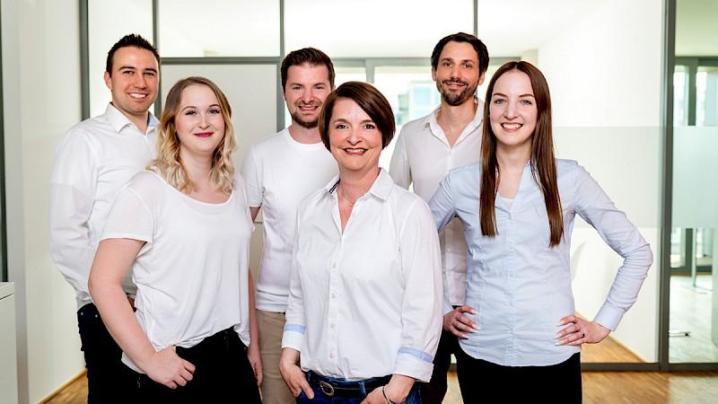 Das Team von novacura Münster