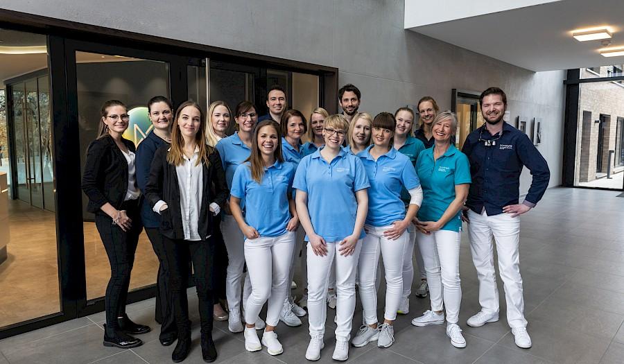 ZFA-Ausbildung beim Zahnarzt in Münster